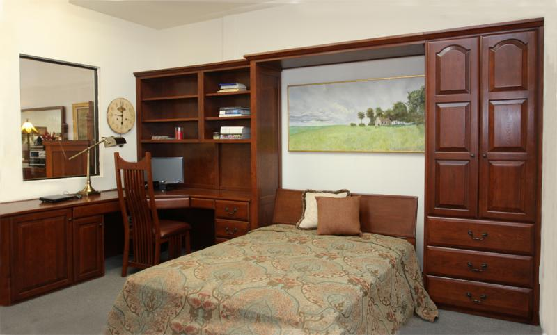 Western wall beds inc home for Bunk beds built into the wall